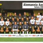 Mannschaft_2003-2004_Postkarte