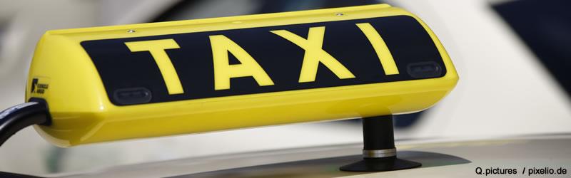 Kommentar: Beschämende Aussage der Taxifahrer