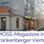 MOSS Megastore Aachen Bismarchstraße Frankenberger Viertel
