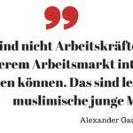 Alexander Gauland bei Anne Will am 05.06.2016