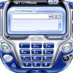 Das SoftPhone von 1&1