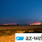 Waldbrand im hohen Venn Bild:az-web.de