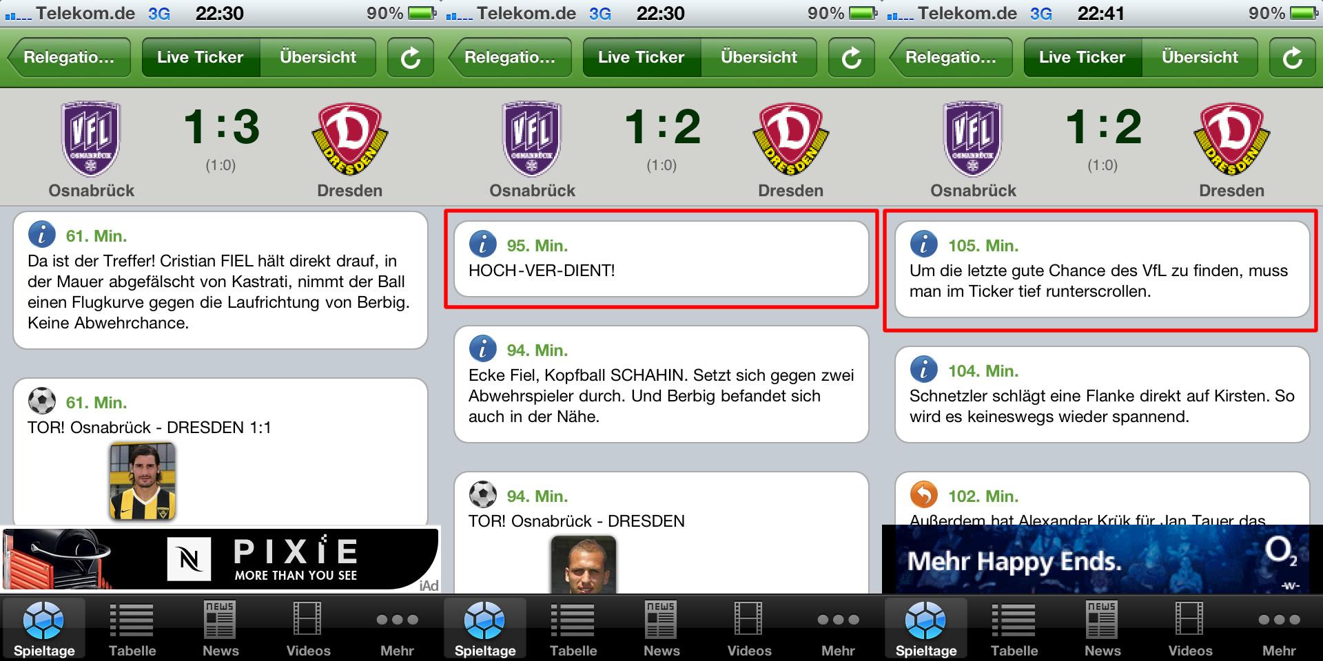 Dynamo Dresden ist zurück