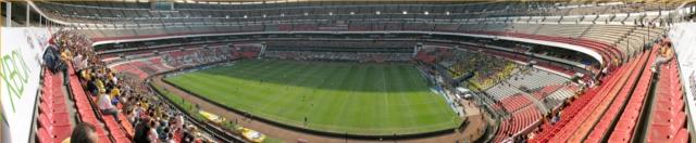 Estadio Atzeca Mexico