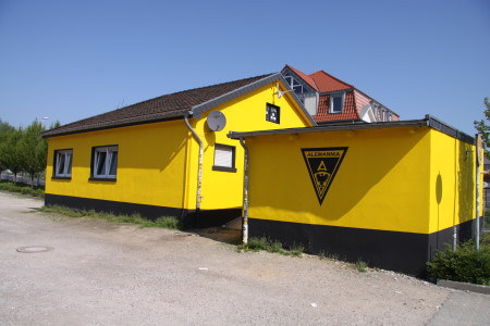 Werner-Fuchs-Haus - Haus der Alemanniafans