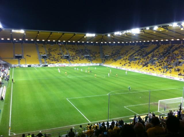 10 Spiele ohne Sieg -oh weia Alemannia