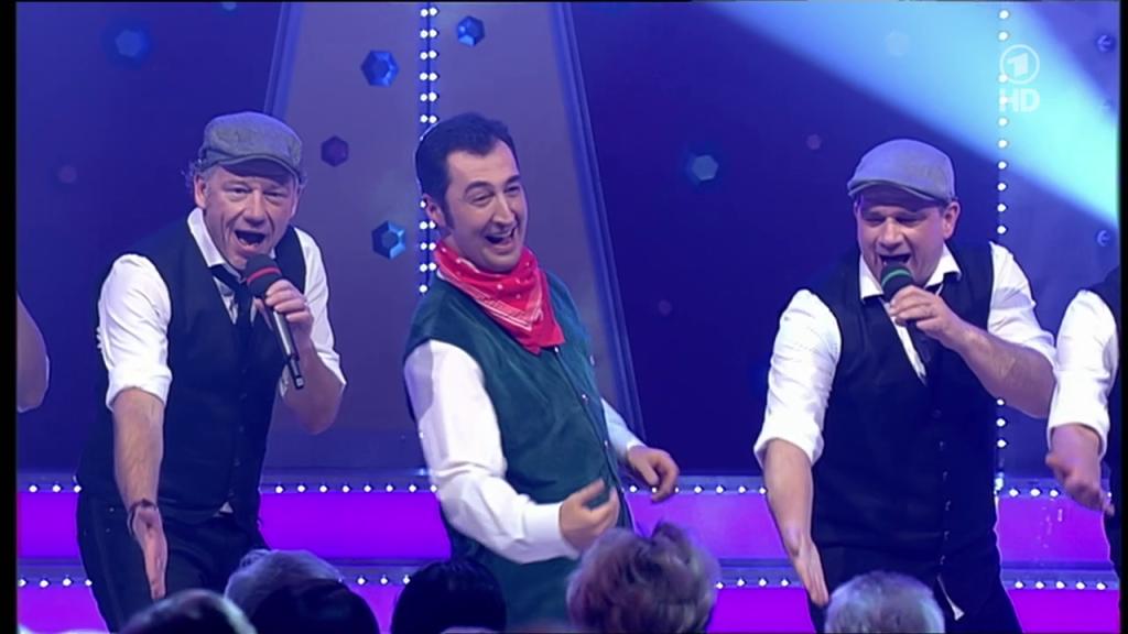 Cem Özdemir und die 4 Amigos