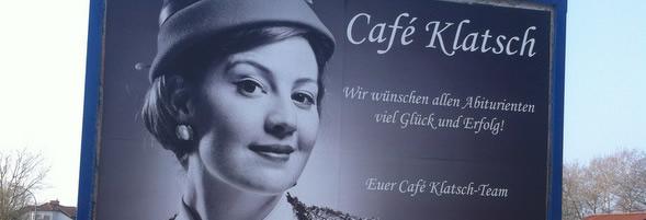 Cafe Klatsch wünscht den Abiturienten alles Gute