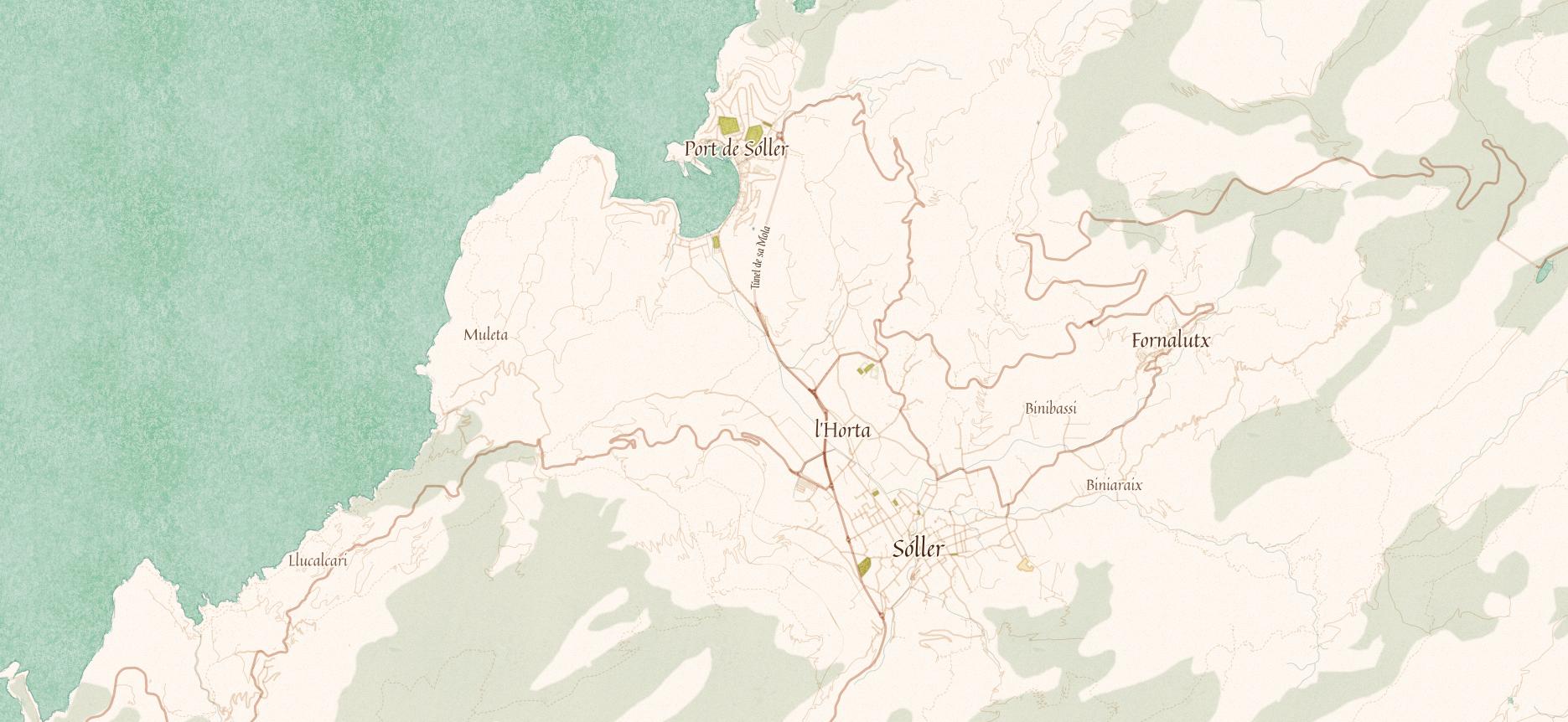 Firo in Port de Soller Mallorca Mai 2015 Artikelbild