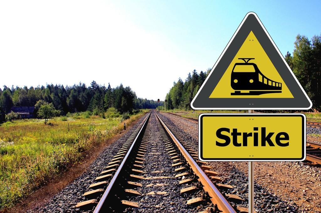 Bahnstreik