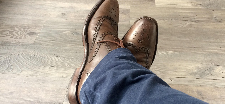 Schuhe vom Friedrich