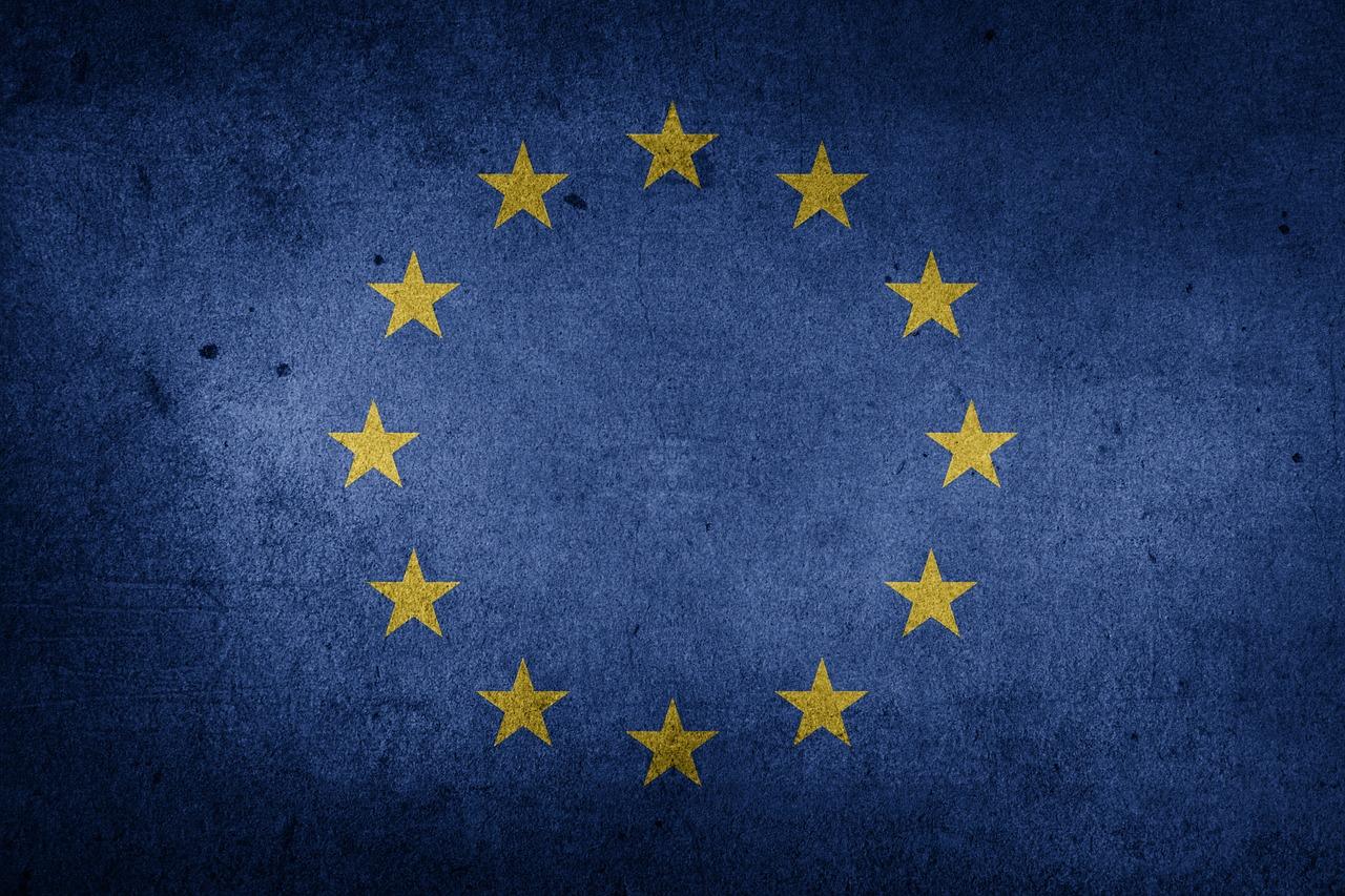 Flagge Europa