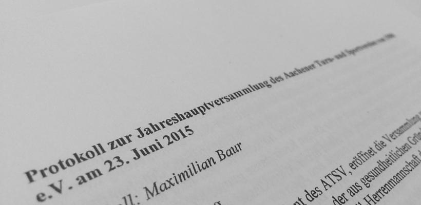 Alemannia Aachen Investor Vertrauen Friedrich Jeschke Gremien derFriedrich