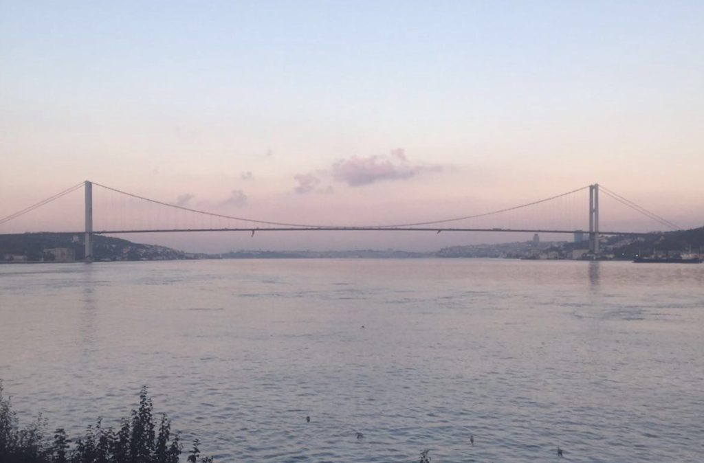 Türkei Bosporus Bild: Marc K.
