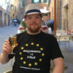 Friedrich Fritz Jeschke Europa Italien Movimento 12 Stelle