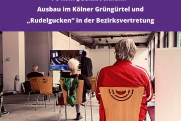 Rudelgucken BV Lindenthal effzeh ausbau geißbockheim